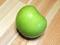 柿の木になったリンゴ?(わが家)-2-18.09