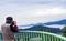 箱根山(陸前高田)にて