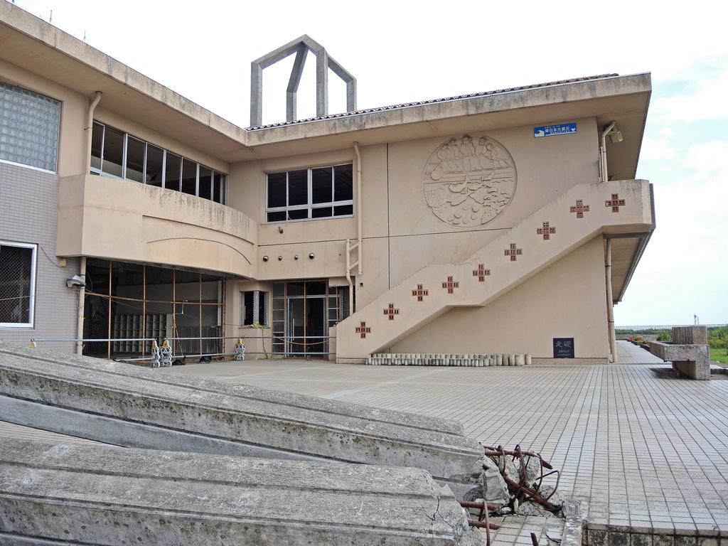 旧中浜小学校(山元町)-6-18.09