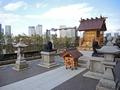 豊洲市場、水神社(江東区)-1-18.12