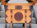 豊洲市場、水神社(江東区)-3-18.12