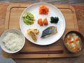 箱根山テラス、朝食(陸前高田市)-1-18.08