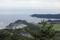 箱根山からの眺望(陸前高田市)-4-18.08