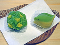春の和菓子(町田)-1-18.02