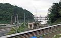 山田線、両石駅(釜石市)-1-18.09
