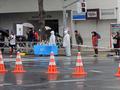 東京マラソン2019、泉岳寺交差点(港区)-1-19.03