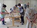 2018木工ワークショップ(大槌町、和野っこハウス)-4-18.09