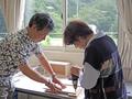 2018木工ワークショップ(大槌町、和野っこハウス)-9-18.09