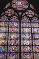 ノートルダム大聖堂、ステンドグラス(パリ)-1-?????