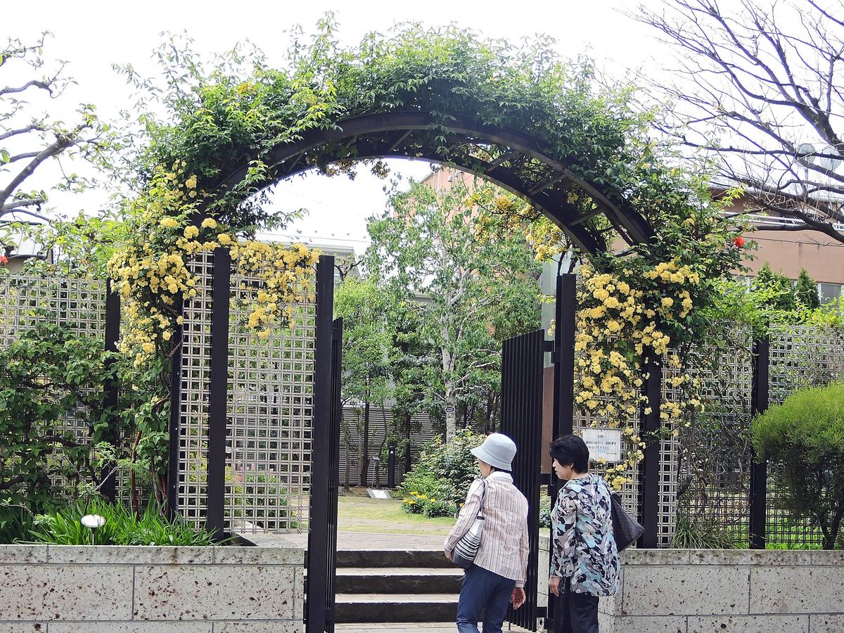 ねむの木の庭(品川区)-3-19.05