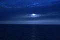 洋上の日の出(さんふらわー)-1-18.09