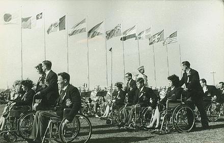 1964東京パラリンピック(1)