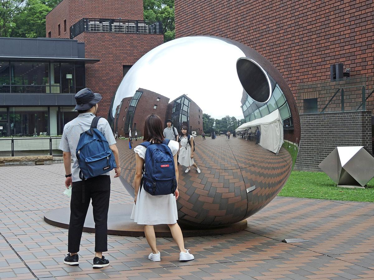 東京都美術館「クリムト展」(上野)-4-19.07