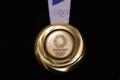 2020東京五輪、金メダル(裏)