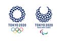 2020東京、オリ・パラマーク(1)