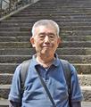 自画像(日枝神社)-1-19.07
