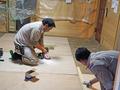 わが家、床暖工事-6-19.09