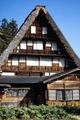 窓(7)-富山県・合掌集落