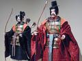 国立東京科学博物館、特別展示「高御座」、供奉人形(台東区・上野)
