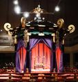 国立東京科学博物館、特別展示「御帳台」(台東区・上野)-1-20.01