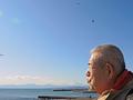 自画像(江ノ島)-2-20.03