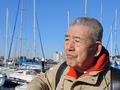 自画像(江ノ島)-8-20.03