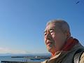 自画像(江ノ島)-7-20.03