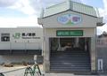 常磐線「夜ノ森」駅(富岡町)-1-20.03