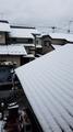 雪景色(わが家)?????