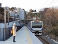 常磐線「Jヴィレッジ」駅(広野町・楢葉町)-1-20.03