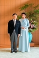 令和天皇夫妻