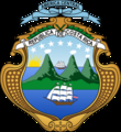 コスタリカ国章