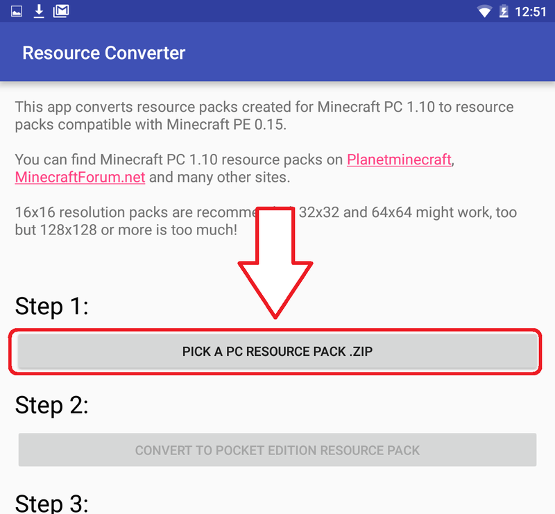 PICK A PC RESOURCE PACK .ZIP