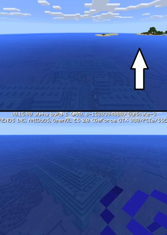 さらにもう一つ海底神殿が!