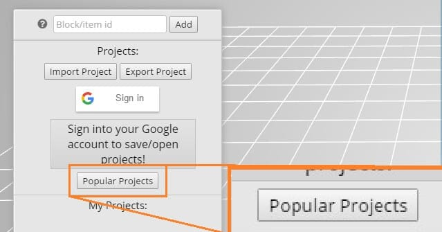 Popular Projects