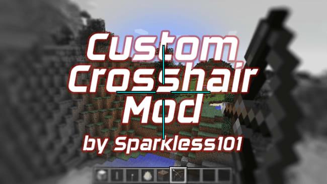 CustomCrosshairMod