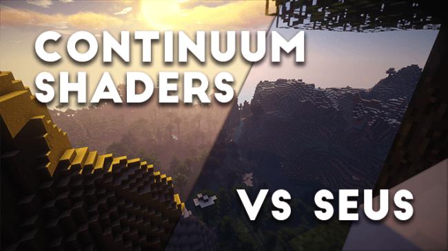 ContinuumShadersの紹介と比較