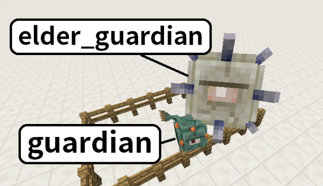 ガーディアンとエルダーガーディアンのID