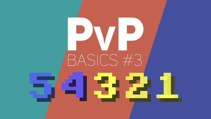 PvPゲーム開始からカウントダウンと終了
