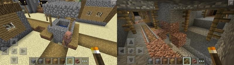 井戸の横を掘れば廃坑