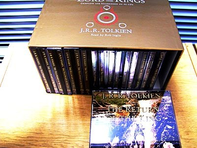 The Lord of the Rings CD Gift Set
