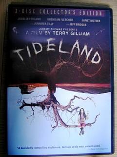 ローズ・イン・タイドランド Tideland US DVD