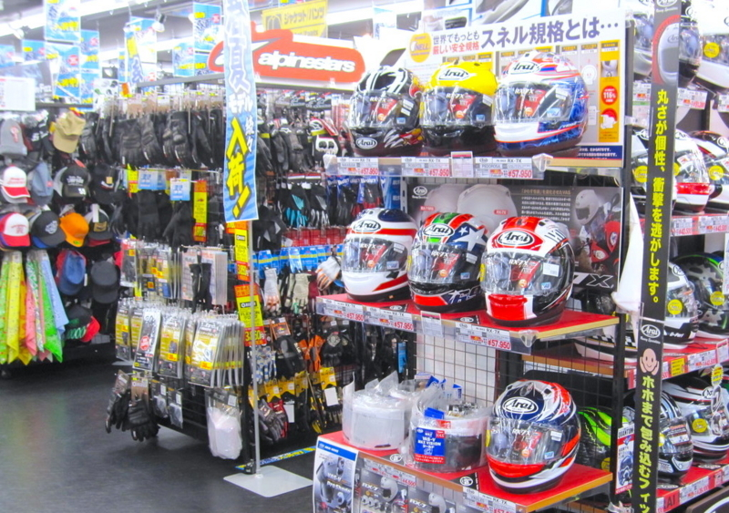 【週末に行ってみよう】ライダーの夢の国 おすすめ大型バイク用品店まとめ