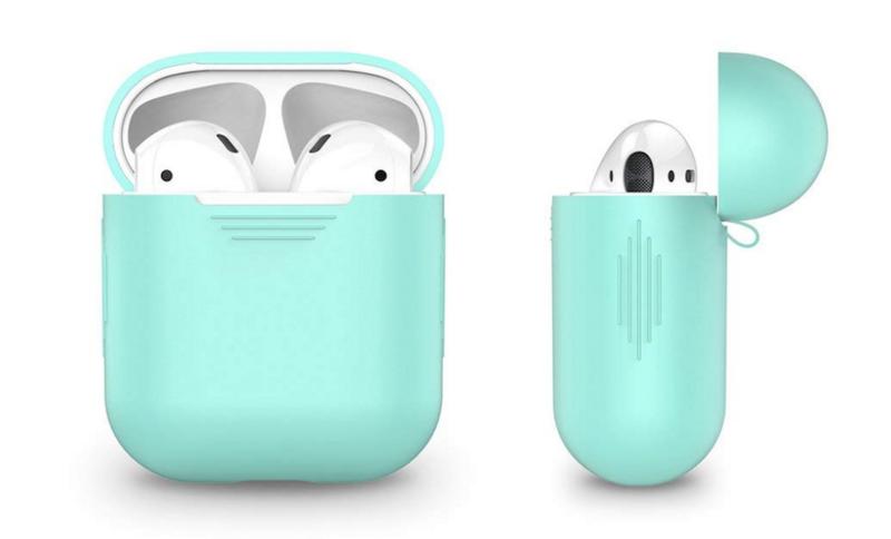 Apple AirPodsと市販のケース