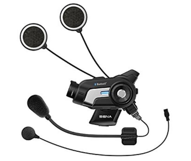 SENA(セナ) Bluetooth インターコム 10C カメラ内蔵
