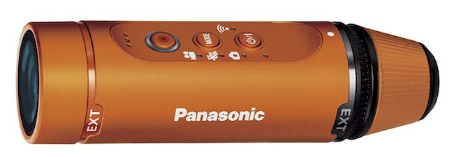 パナソニック ウエアラブルカメラ HX-A1H