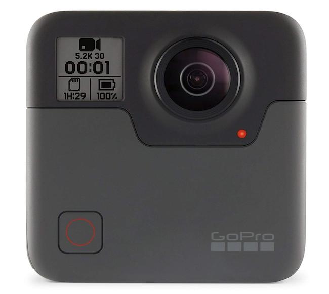 GoPro Fusion  CHDHZ-103-FW