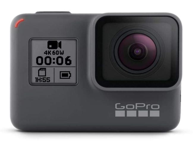 GoPro HERO6  CHDHX-601-FW