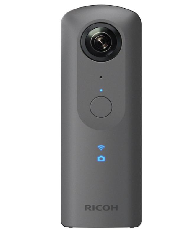 RICOH 全天球カメラ THETA V