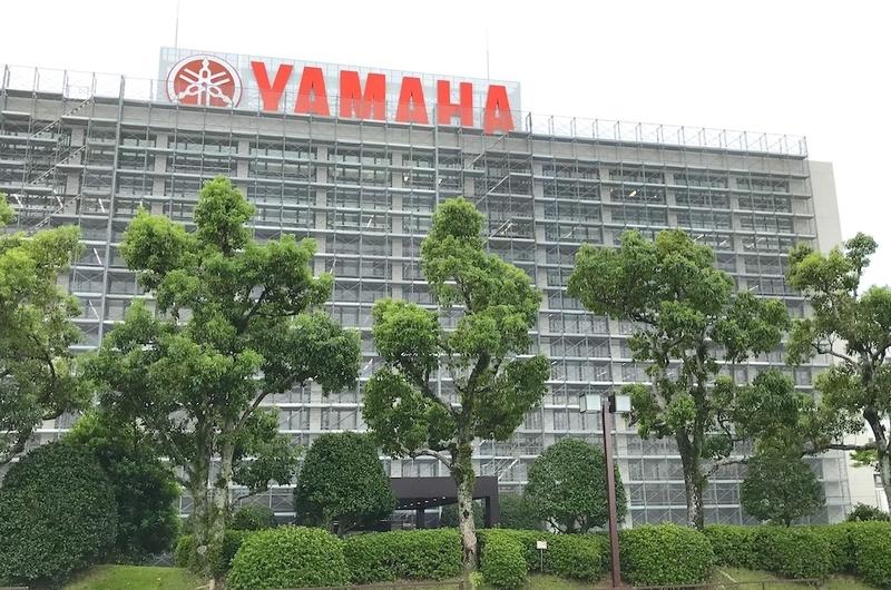 YAMAHAモーターサイクルデイのイメージ